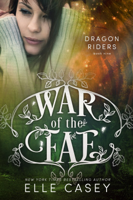 Dragon Riders (War of the Fae Book 9)