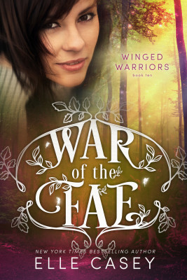 Winged Warriors (War of the Fae Book 10)