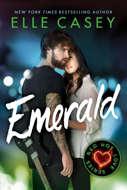 Red Hot Love, Book 2 : Emerald
